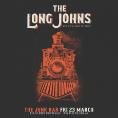 The Junk Bar Fri March 23